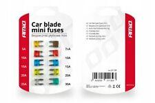10x Mini Flachsicherungen Sicherung Autosicherungen Pkw Kfz Auto