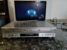 Toshiba DVD / VHS video cassette player / recorder SD-33VB - Fully working