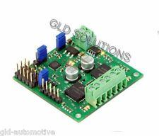 SCHEDA TREX JR DRIVER PER DUE MOTORI DC su Chip MC33887 3 Modalità di controllo