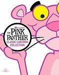 Pink Panther Classic Cartoon Collection DVD Blake Edwards MGM 5-Disc 1964-1980