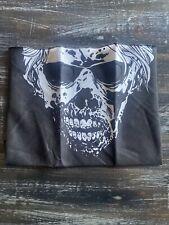 Walking Dead 2018 Walking Dead Day Walker Bandanna Face Mask Black New Unused
