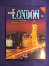 1997-99 LONDON COLOR ILLUSTRATIONS Paperback Souvenir Book THOMAS BENACCI LTD