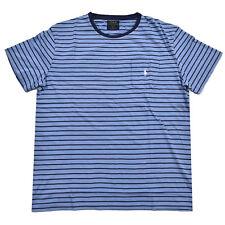 Polo Ralph Lauren Mens T Shirt Pony Logo Crew Neck Pocket Xs S M L Xl Xxl Nwt