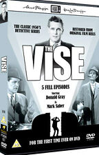DVD:THE VISE (5 EPISODES) - NEW Region 2 UK