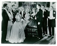 Bette Davis (Vintage) signed photo COA