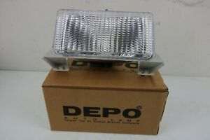 DEPO Front Parking Light Lamp Housing R or L Chevy Truck - 332-1630N-US