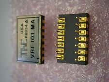 THALER CORP. P/N: VRE101MA PRECISION VOLTAGE REFERENCES  MADE IN USA NEW!