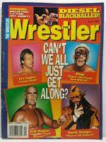 The Wrestler Wrestling Magazine Back Issue April 1996 Lex Luger Sting Hulk Hogan
