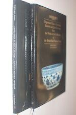 Sotheby's Catalogs, Chinese Ceramics, British Rail Pension Fund,  2 Volumes