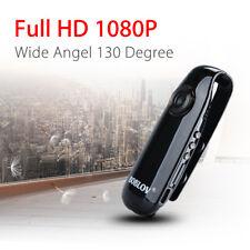 BOBLOV HD 1080P Camera Pen Digital Video 12MP Pocket Body Camcorder for Security