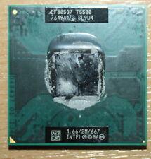 Intel T5550 SL9U4 1.66,2M,667 PPGA478 socket Laptop CPU
