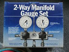 NEW TIF2-Way Manifold Gauge Set TIF9500 NO RESERVE