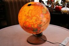 Scan Globe A/S Light Up World Globe KARL F. HARIG  Scan Lighted Globe