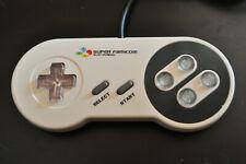 "Original - SNES - Controller - Mod - ""UFO Design"" ""light buttons"""