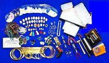 Jewelry Making Kit - Make Wire wrapped Jewelry includes, tools, and dvds, VIDEO