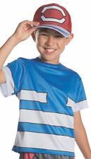 Rubies Pokemon Ash Ketchum Anime TV Show Childrens Boys Halloween Costume 640885