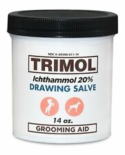 Ichthammol 20% Ointment 14 oz VET