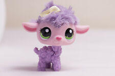 *Littlest Pet Shop* LPS Purple Sheep Lamb # 2487