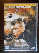 DVD BECKETT - LA ULTIMA MISION - TOM BERENGER - EDICION DE ALQUILER