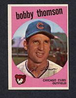 1959 Topps   #429 Bobby Thomson EX+ C0003462