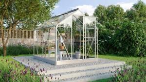 Vitavia Gewächshaus Triton 5000 aus Glas ESG 3mm