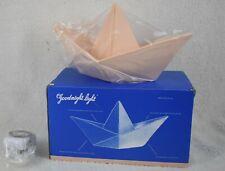 Goodnight Light Origami Sail Boat Led Lamp, Size One Size - White