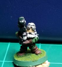 Warhammer 40k Space Dwarf Rogue Trader Squat Heavy Weapon Metal Rare OOP #7