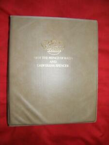 Royal Wedding Album. Charles & Diana Collection. 90 Images. Ref-654