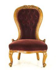 Victorian Ladies Chair | Vintage Arm Chair | Scotland, 1870 | B849A