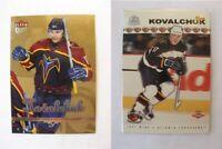 2005-06 Ultra #9 Kovalchuk Ilya  gold  trashers