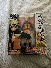 SH Figuarts Uzumaki Naruto Sennin Sage Mode Naruto Shippuden Open Box Complete
