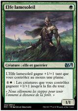 MTG - Elfe lamesoleil X2 - Unco - Magic 2015 / M15 - VF FR NEUF