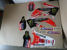 TEAM Honda graphics Honda CRF450R CRF450   2005 2006 2007 2008  #71021