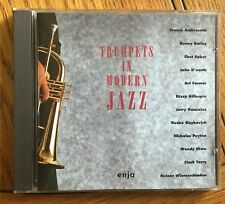 Trumpets In Modern Jazz CD Enja Recs Compilation