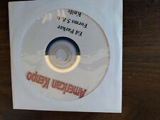 Sgm Ed Parker Form 5 & 6 Seminar American Kenpo Dvd