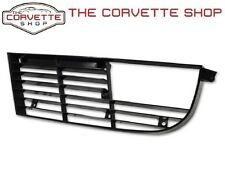 C3 Corvette Front Lower Grille Grill Left Hand LH Black Plastic 1975-1979 2313