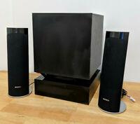 Sony SA-WSL600 Active Subwoofer + Side Speakers For BDV-L600 Home Cinema System