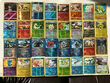 Pokemon 25 HOLO/REVERSE only AUTHENTIC card Lot SHINY HOLOGRAPHIC FOIL