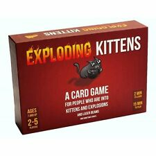 Exploding Kittens Card Games-Contemporary