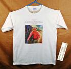 "James Arness Gunsmoke Marshal Dillon 2001 ""Jim At The Aurty"" Tee Shirt Sz 2XL"
