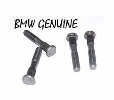 NEW BMW E31 E32 E34 E38 E39 Set of 4 Bolts Exhaust Manifold Catalytic Converter
