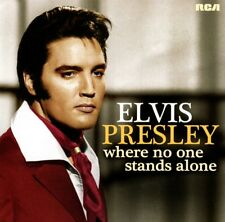 Elvis Presley - Where No One Stands Alone, 1 Audio-CD