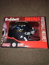 Riddell Team NFL Mini Football Helmet Jacksonville Jaguars (KC)