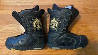 Burton Shaun White Snowboard Boots Mens Size 9