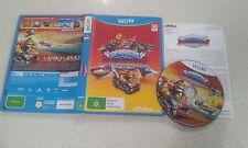 Skylanders: Super Chargers Nintendo Wii U Game Only PAL Version