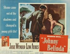 RARE 16mm Feature: JOHNNY BELINDA (JANE WYMAN) BEST ACTRESS ACADEMY AWARD