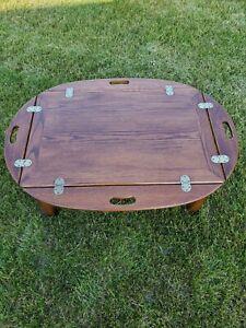 Ethan Allen Butler's Tray Table # 10 0990