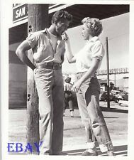 Marilyn Monroe Keith Andes RARE Photo Clash By Night