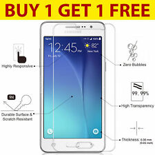100% Genuine Tempered Glass LCD Screen Protector Film For Samsung Galaxy J3 2016
