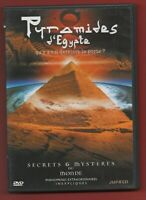 DVD - Serie Secrets Et Misterios Del Monde - Les Pirámides de Egipto